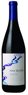 Five Rivers Pinot Noir Monterey County...